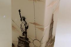 "Lampy ""Manhattan"""