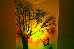 "Lampa ""Budda"""