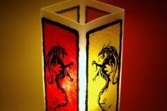 """Lampa """"Dragon"""""""