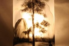 """Lampa """"Rzeka Li"""""""