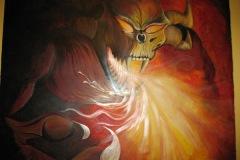 Postać a\'la Diablo