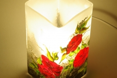 "Lampa ""Różyczki"""